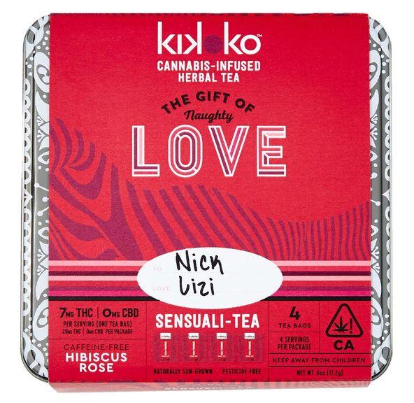 Kikoko Tea Sensuali-Tea THC