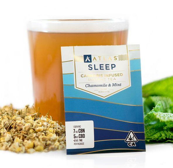 [Atlas] CBN Tea - 1:1 - Sleep Tea