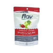 Flav Strawberry Apple Belt 100mg