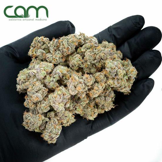 B. Cam 14g Small Flower - Quality 9.5/10 - Cookie Dough (~24% THC)