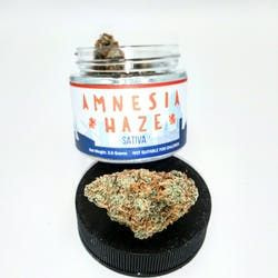 AMNESIA HAZE INDOOR SATIVA 1/8th CRAFTCANNA
