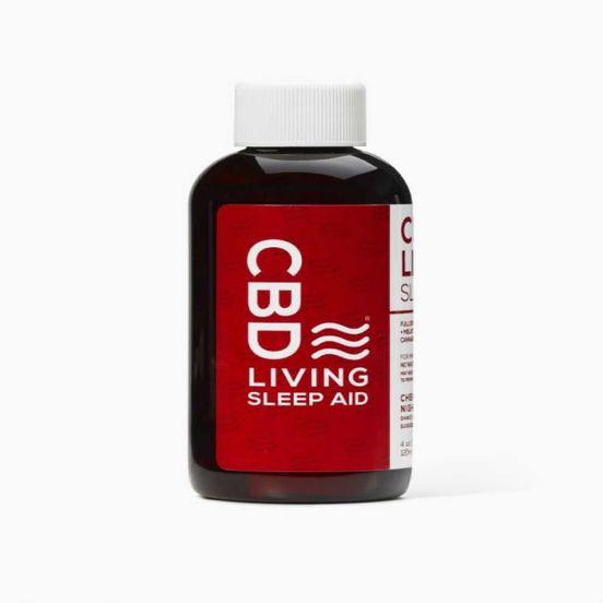 CBD Living Full Spectrum Sleep Aid (120 mg) - Cherry