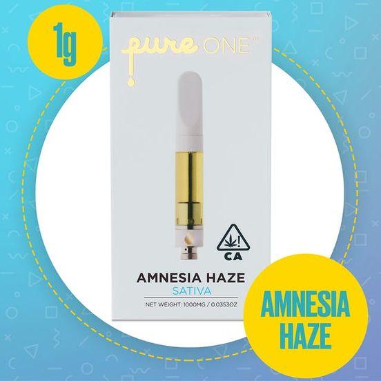 1g - Pure One,Sat, Amnesia Haze
