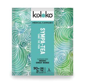 Kikoko - Sympa-Tea 20mg CBD/3mg THC