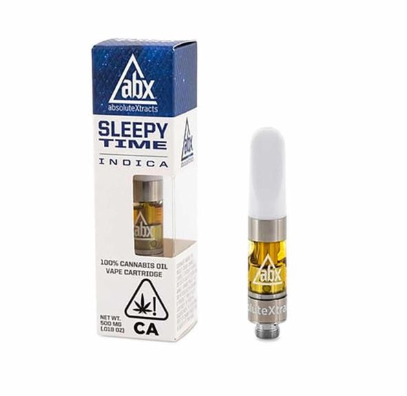 [ABX] Cartridge - .5g - Sleepy Time