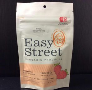 Easy Street 100mg Gummies - Sativa