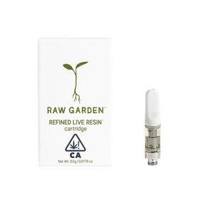 .5g White Raspberry Cart - RAW GARDEN