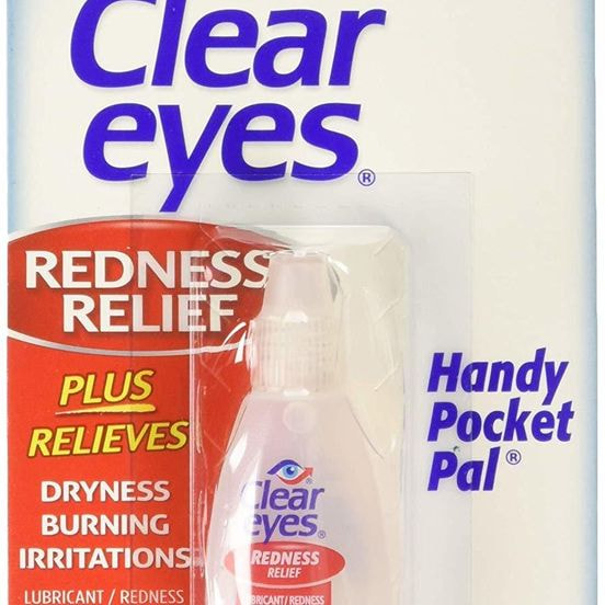Accessories - Clear Eyes Redness Relief Drops