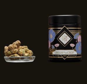 B. Cream of the Crop 3.5g Flower - 9.5/10 - Heavy Cream (~30% THC)