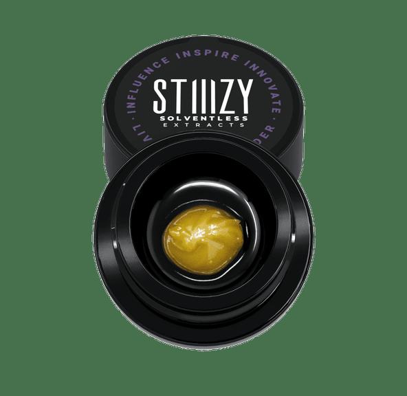 Stiiizy Blueberry Space Cake Live Rosin