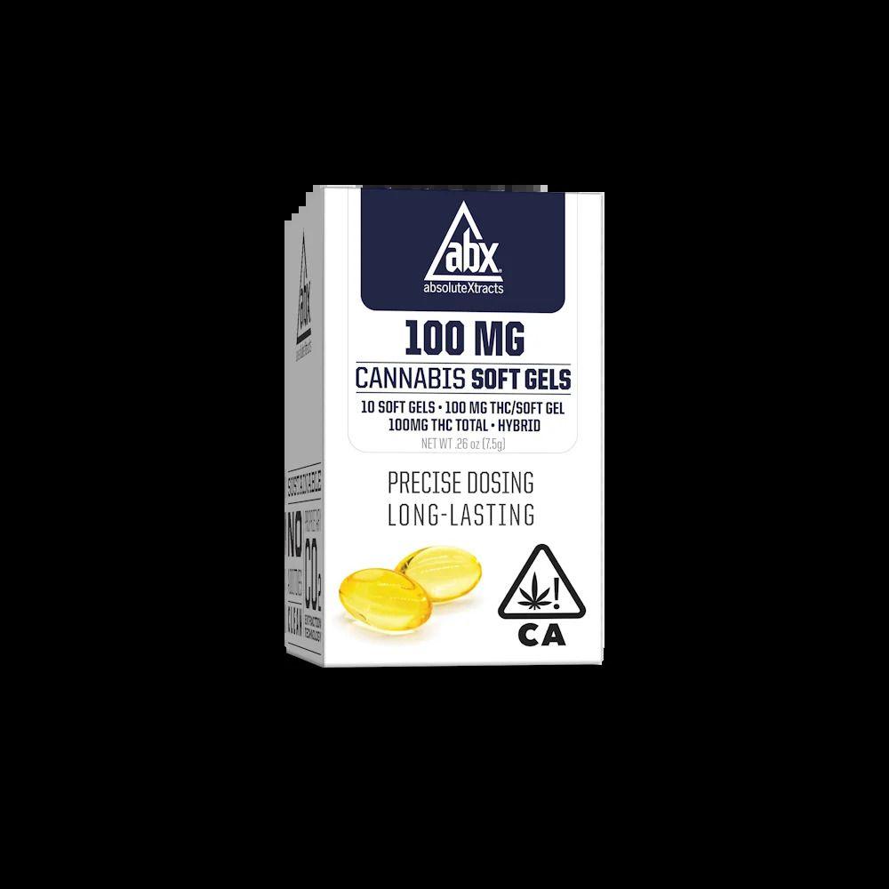 ABX Softgels 200mg THC (1capsule)