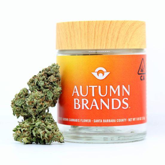 B. Autumn Brands 3.5g Flower - Zweet Tartz (~22% THC) (Quality 8/10)
