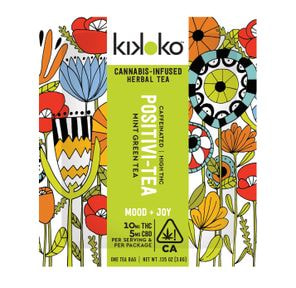 Kikoko - Positivi-Tea 10mg THC/ 5mg CBD