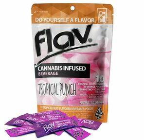 FLAV - Drink Powder - Tropical Punch 100MG
