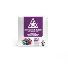 ABX Mixed Berry Gummy Single Serving 10mg