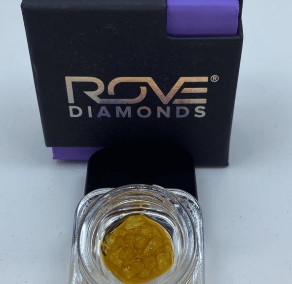 Dosilato - 1g Diamonds (THC 91%) by ROVE