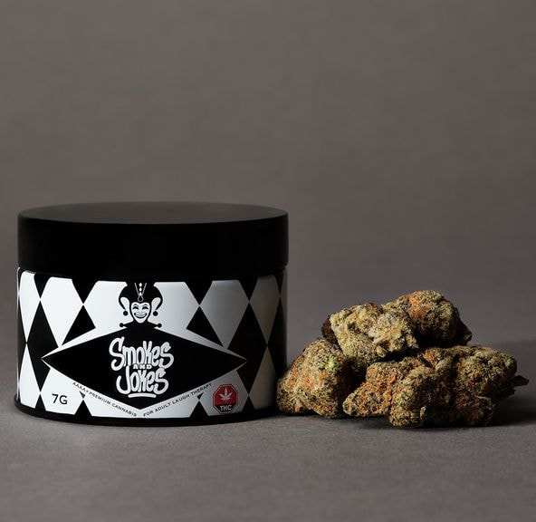 7g Smokes and Jokes - Lot #5438- Original Gangsta (HYB)