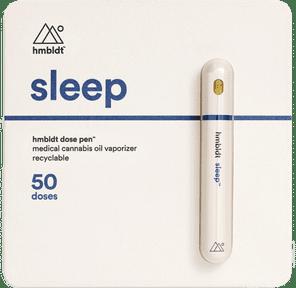 Dosist - Sleep -185mg/50 doses