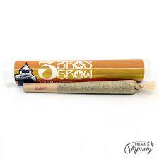 3Bros - Pre-roll - Orange Creamsicle - 1g