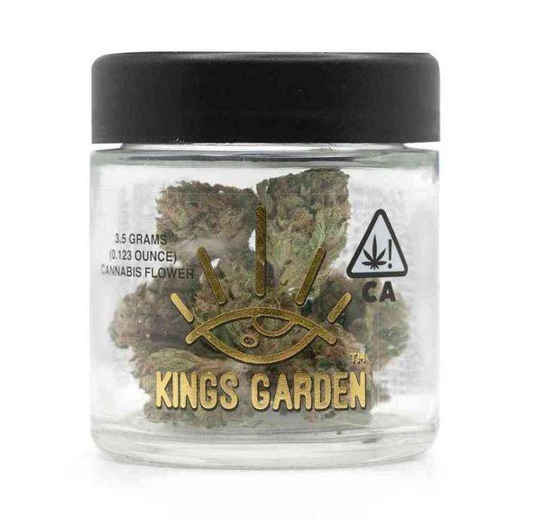 Kings Garden - Flower - Kings Cake - (Eighth | 3.5g)