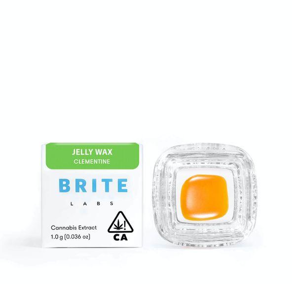 Brite Labs Clementine 1g Jelly Wax 83.4%