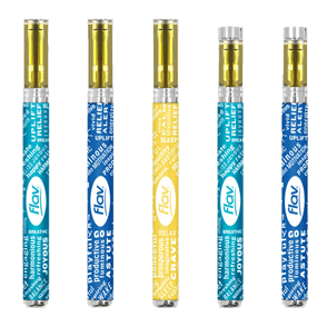 Flav - Disposable Pod - Lemon Haze - 1ml