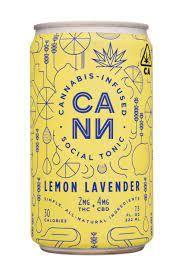 [CANN] CBD Drink - 2:1 - Lemon Lavender