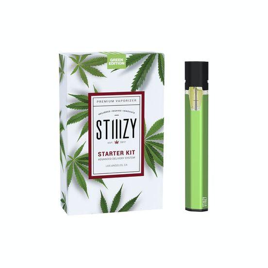 STIIIZY - Green Battery Starter Kit