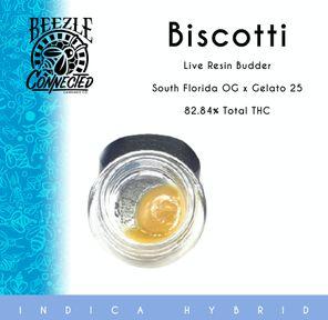 BEEZLE - 1G BADDER - BISCOTTI