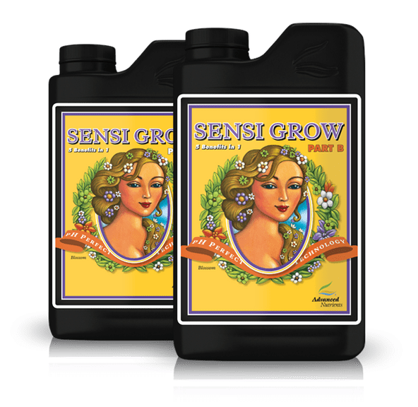 Advanced Nutrients| 1L pH Perfect Sensi Grow Part B | Plant Specific 5-In-1 Nutrients