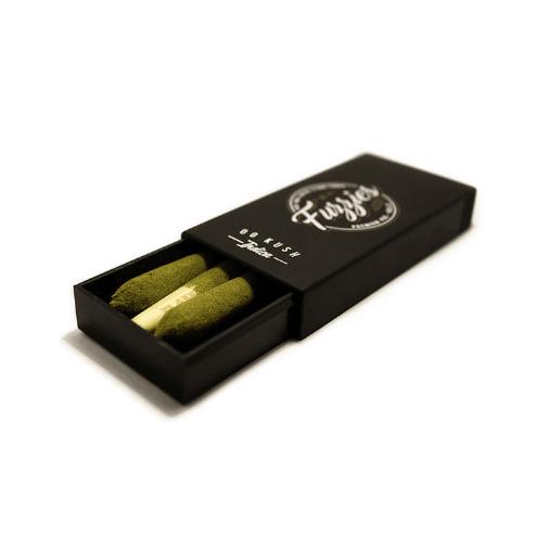 Fuzzies Infused Mini Pre-Roll 3 Pack - Indica OG Kush 2.4g