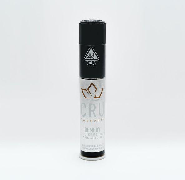 CRU FSO - 1 Gram Full Spectrum Cannabis Oil