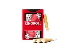 KINGPEN KINGROLL JUNIORS - GRAPEFRUIT X CALI - O 4PK (3G)