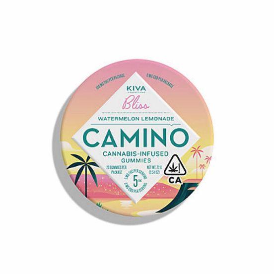 [Camino] THC Gummies - 100mg - Watermelon Lemonade (PROMO)