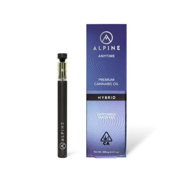 Alpine Disposable - Gelato 91%