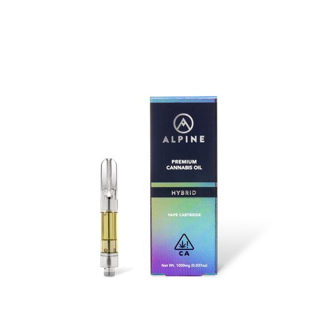 Alpine - 550mg - Gelato 84%