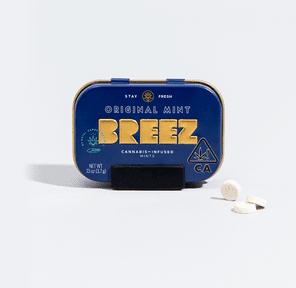 Breez - Original Mints 100mg
