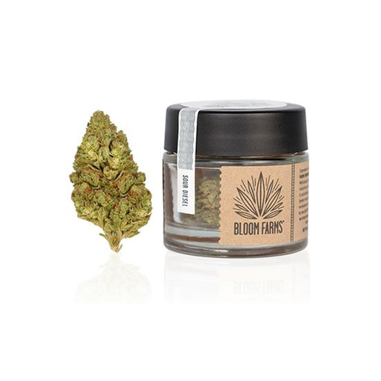 Bloom Farms | Strawberry Fields | Sativa | Flower | 3.5g | 24.91% THC