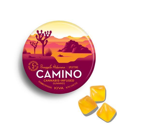 Camino Gummies (100mg) - Pineapple Habanero (Rev Clinics)