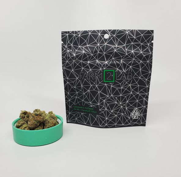 Frosted Cherry Cookies Littles 1/8TH PACKS THESAME PUNCH AS THE BIGS 33%THC