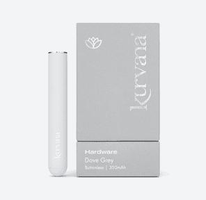 KURVANA - Dove Grey Buttonless Battery 350mAh