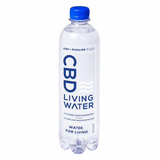 CBD Living Water - 16.9 Fl. Oz