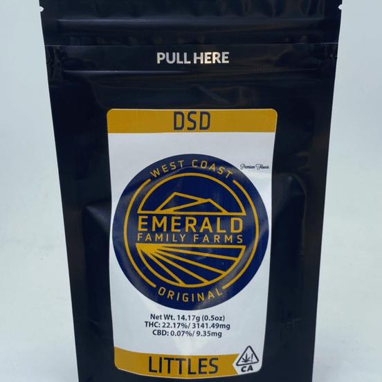 Dosidos - 14g smalls (THC 22%) by Emerald Family Farms