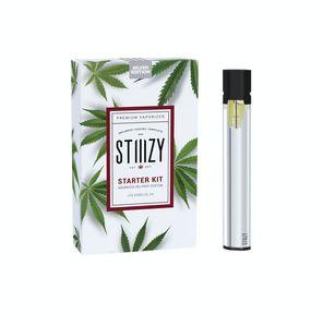 STIIIZY - Silver Battery Starter Kit