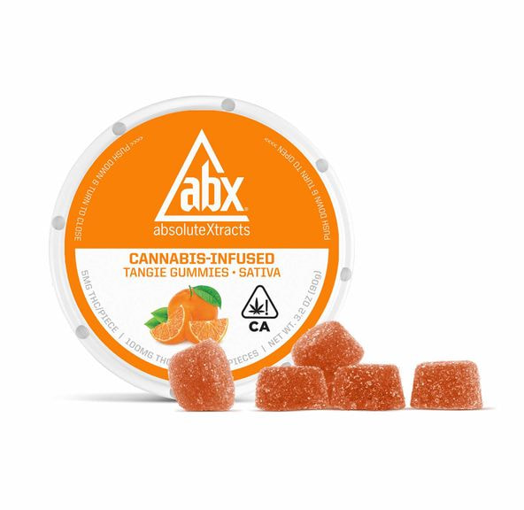 All-Natural Gummies Tangie - 20 count
