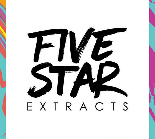 Five Star Extracts - Green Apple Tincture Syrup 800mg