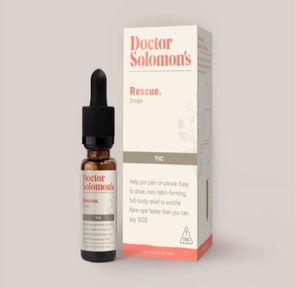 Dr. Solomon's Rescue | 100mg Tincture