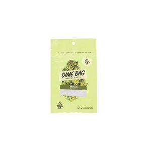 Dime Bag | Banana Cake | Hybrid | Bud | 3.5g | 26.90% THC