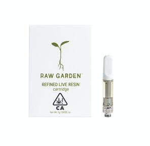 (PRE-ORDER ONLY) Mojito Sun - .5g Cart (83.12% THC) Raw Garden
