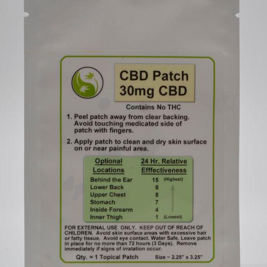 AC CBD Patch - 30mg